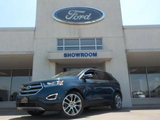 Used 2016 Ford Edge Titanium for sale in Mount Brydges, ON