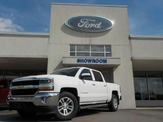 Used 2017 Chevrolet Silverado 1500 LT for sale in Mount Brydges, ON
