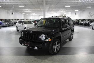 Used 2016 Jeep Patriot HIGH ALTITUDE I NAVIGATION I LEATHER I SUNROOF I REMOTESTART for sale in Mississauga, ON