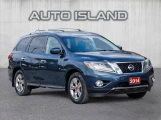 Used 2014 Nissan Pathfinder SV**4WD**BACK UP CAMERA**7PASS for sale in North York, ON