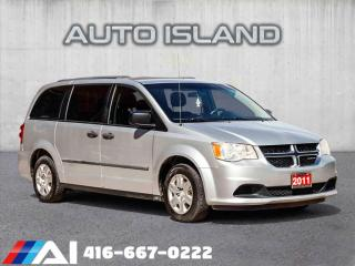 Used 2011 Dodge Grand Caravan 4DR WGN for sale in North York, ON