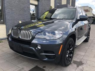 Used 2012 BMW X5 AWD 35D for sale in Nobleton, ON