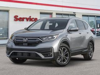 Used 2021 Honda CR-V EX-L Save Thousands for sale in Brandon, MB