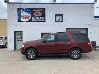 Used 2017 Ford Expedition 4WD 4dr XLT for sale in Winnipeg, MB