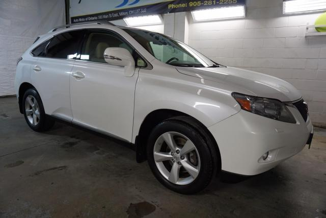 2011 Lexus RX 350 AWD CAMERA CERTIFIED 2YR WARRANTY *1 OWNER*FREE ACCIDENT* BLUETOOTH HEAT/COLD LEATHER SEAT ALLOYS