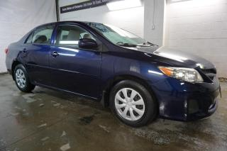 Used 2013 Toyota Corolla S BLUETOOTH HEATED SEAT CERTIFIED 2YR WARRANTY CRUISE AUX for sale in Milton, ON