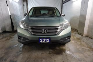 Used 2012 Honda CR-V LX 4WD CAMERA CERTIFIED 2YR WARRANTY HEATED SEAT BLUETOOTH ECO for sale in Milton, ON