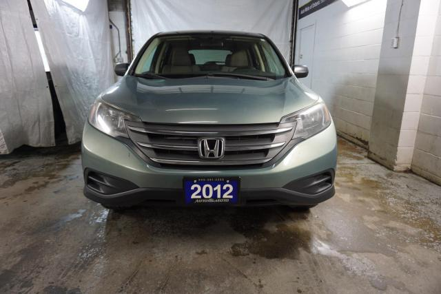 2012 Honda CR-V LX 4WD CAMERA CERTIFIED 2YR WARRANTY HEATED SEAT BLUETOOTH ECO