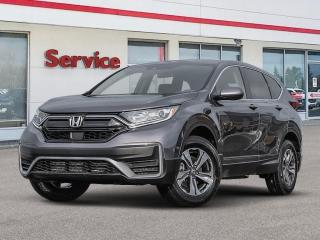 Used 2021 Honda CR-V LX Save Thousands Call Today for sale in Brandon, MB