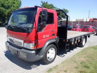Used 2010 International CF500 16 Foot Flat Deck 3 Seater Diesel for sale in Burnaby, BC