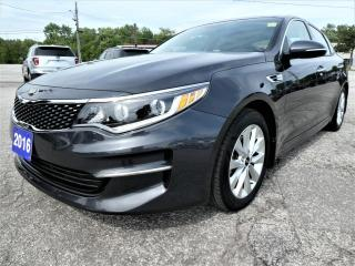 Used 2016 Kia Optima EX   Navigation   Cooled Seats   Blind Spot Detection for sale in Essex, ON