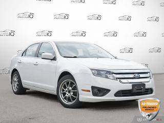 Used 2010 Ford Fusion SE Se | Alloy Wheels | Low Kms!!! for sale in Oakville, ON