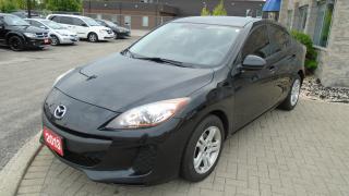 Used 2013 Mazda MAZDA3 GX for sale in Sarnia, ON