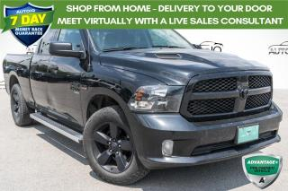 Used 2019 RAM 1500 Classic ST BLACKOUT PACKAGE!! for sale in Barrie, ON