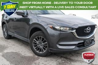 Used 2018 Mazda CX-5 GS HEATED SEATS!! POWER LIFTGATE!! for sale in Barrie, ON