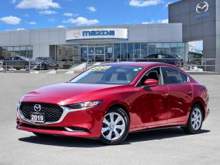 Used 2019 Mazda MAZDA3 ONLY 26705 KMS!!!  BLUETOOTH, BSM, APPLE CARPLAY for sale in Hamilton, ON