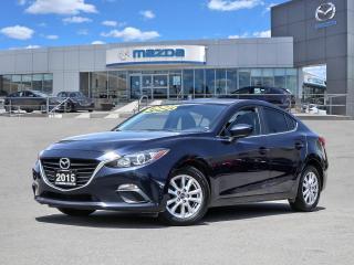 Used 2015 Mazda MAZDA3 GS - AUTOMATIC, BLUETOOTH, REAR CAMERA, ALLOY WHEELS for sale in Hamilton, ON