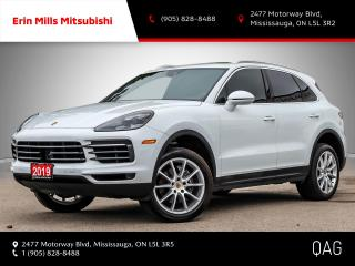 Used 2019 Porsche Cayenne for sale in Mississauga, ON