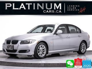 Used 2010 BMW 3 Series 323i, AUTOMATIC, CRUISE, SUNROOF, CD, AUX for sale in Toronto, ON