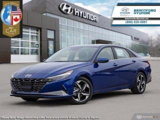 New 2021 Hyundai Elantra Ultimate IVT w/Grey Seats  - $164 B/W for sale in Brantford, ON