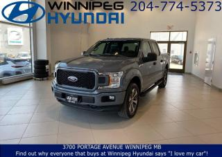 Used 2019 Ford F-150 XL - Leather interior, Reverse sensing system, Tailgate lift assist for sale in Winnipeg, MB