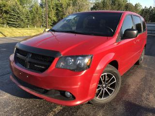 Used 2016 Dodge Grand Caravan SXT for sale in Cayuga, ON