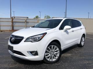 Used 2019 Buick Envision Premium AWD for sale in Cayuga, ON