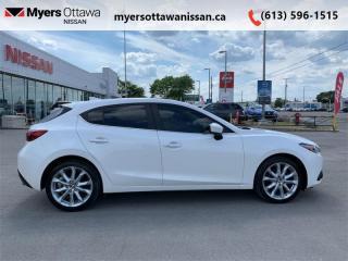 Used 2016 Mazda MAZDA3 GT  - Navigation -  Sunroof for sale in Ottawa, ON