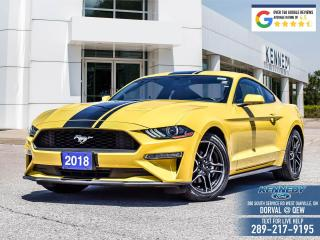 Used 2018 Ford Mustang EcoBoost for sale in Oakville, ON