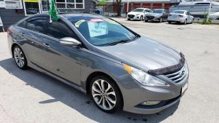 Used 2014 Hyundai Sonata SE **ONE OWNER / NO ACCIDENT / CAMERA / SUNROOF*** for sale in Burlington, ON