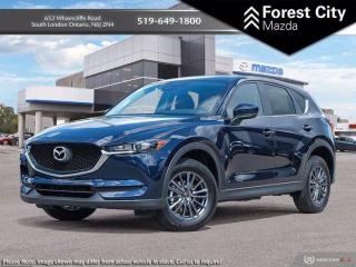 New 2021 Mazda CX-5 GX for sale in London, ON