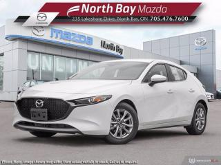 New 2021 Mazda MAZDA3 Sport GX for sale in North Bay, ON