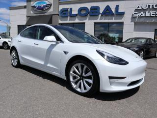 Used 2020 Tesla Model 3 LONG RANGE for sale in Ottawa, ON