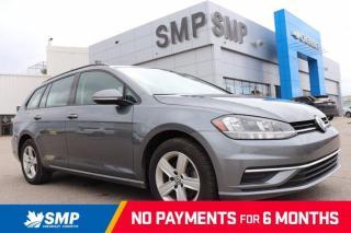 Used 2019 Volkswagen Golf Sportwagen Comfortline - AWD, Heated Seats for sale in Saskatoon, SK