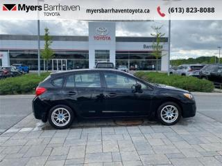 Used 2013 Subaru Impreza 2.0I W/TOURING PK  - $92 B/W for sale in Ottawa, ON