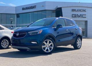 Used 2019 Buick Encore Essence   Heated Steering Wheel   Navigation   for sale in Winnipeg, MB