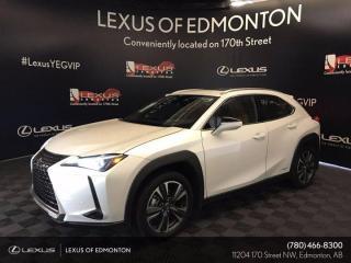 New 2021 Lexus UX 250H Luxury Package for sale in Edmonton, AB
