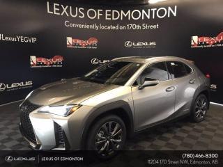 New 2021 Lexus UX 250H F Sport Series 1 for sale in Edmonton, AB