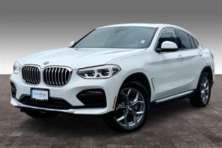 Used 2020 BMW X4 xDrive30i for sale in Langley, BC
