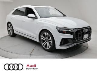 Used 2021 Audi Q8 55 3.0T Technik quattro 8sp Tiptronic for sale in Burnaby, BC