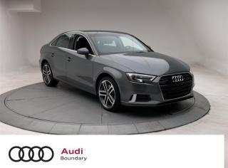 Used 2017 Audi A3 2.0T Progressiv quattro 6sp S tronic for sale in Burnaby, BC