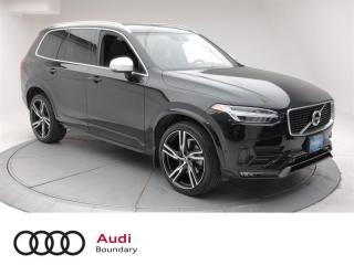 Used 2018 Volvo XC90 T6 AWD R-Design for sale in Burnaby, BC