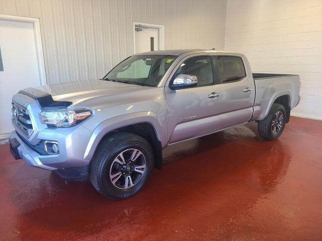 2017 Toyota Tacoma Limited 4x4