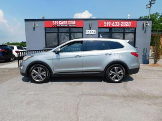 Used 2014 Hyundai Santa Fe XL LIMITED|6 PASSENGER|NAVI|PANO ROOF for sale in St. Thomas, ON