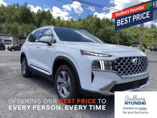 New 2021 Hyundai Santa Fe Preferred w/Trend Package for sale in Sudbury, ON
