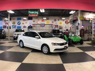 Used 2017 Volkswagen Jetta Sedan 1.4L TRENDLINE AUTO A/C H/SEATS BACKUP CAM 84K for sale in North York, ON