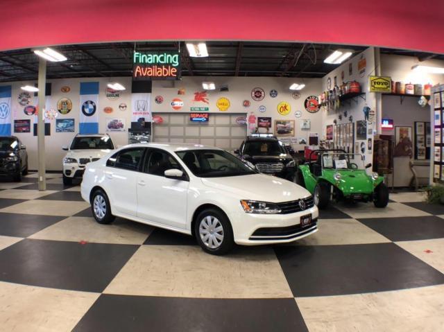 2017 Volkswagen Jetta TRENDLINE+ AUTO A/C H/SEATS CAMERA BLUETOOTH 84K