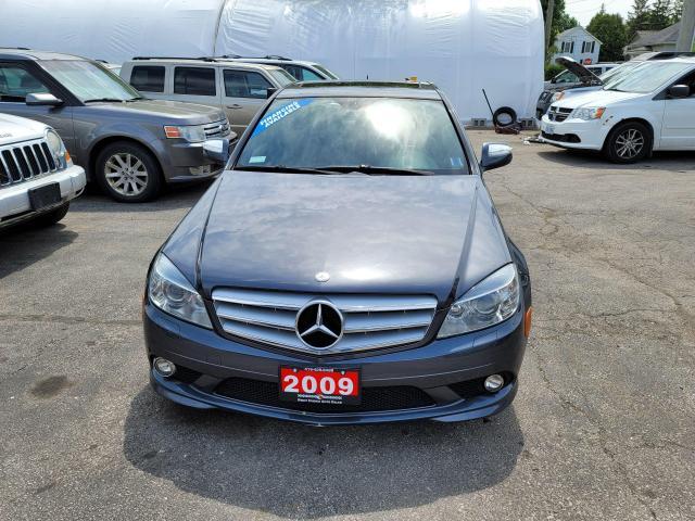 2009 Mercedes-Benz C-Class 3.0L