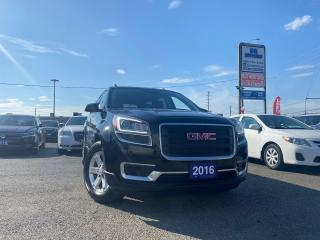 Used 2016 GMC Acadia Low Km's | AWD | 7 Seater | SLE w-SLE-1| Certified for sale in Brampton, ON