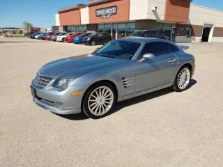 Used 2005 Chrysler Crossfire SRT6 for sale in Steinbach, MB